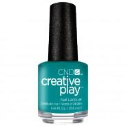 CND Creative Play Head Over Teal #432 13,5 ml