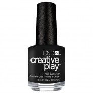 CND Creative Play Black And Forth #451 13,5 ml