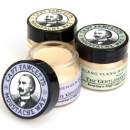 Captain Fawcett's Moustache Wax Set 3 x 15 ml