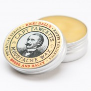 Captain Fawcett's Ricki Hall Moustache Wax 15 ml