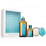 Moroccanoil® Arganöl Light Box mit Kerze