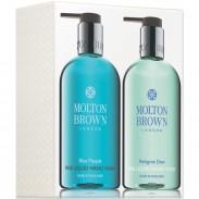 Molton Brown Blue Maquis & Pettigrew Dew Hand Wash Set