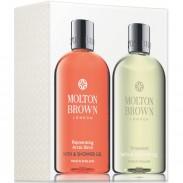Molton Brown Rejuvenating Artic Birch + Grapeseed Bath & Showergel Set
