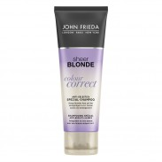 John Frieda Sheer Blonde Colour Correct Anti-Gelbstich Spezial-Shampoo 125 ml
