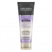 John Frieda Sheer Blonde Colour Correct Anti-Gelbstich Spezial-Shampoo 125 ml