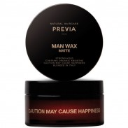 Previa Man Wax Matte 100 ml