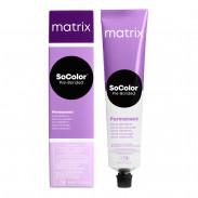 Matrix SoColor Pre-Bonded Extra Coverage Haarfarbe 508 M 90 ml