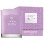 Molton Brown Exquisite Vanilla & Violet Flower Candle