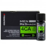 Goldwell Color Men Reshade 4CA CFM 4 Shots x 20 ml