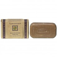 Tanamera braune Körperpeeling Seife 125 g
