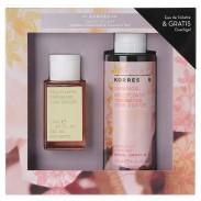 Korres Bellflower / Tangerine / Pinkpepper Vorteilset