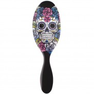 The Wet Brush Sugar Skull Purple Rose