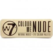 W7 Cosmetics Colour Me Nude Eye Colour Palette