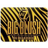W7 Cosmetics Big Blush Blush Palette 12 g