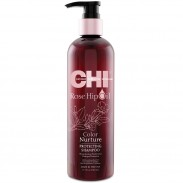CHI Rose Hip Oil Protecting Shampoo 340 ml