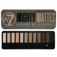 W7 Cosmetics Mighty Mattes Eye Colour Palette
