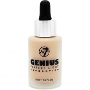 W7 Cosmetics Genius Foundation Buff 30 ml