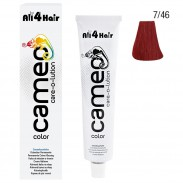 Cameo Color Haarfarbe 7/46 mittelblond rot-violett 60 ml