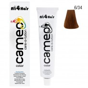 Cameo Color Haarfarbe 6/34 dunkelblond gold-rot 60 ml