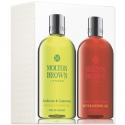 Molton Brown Cardamon & Cederwood & Flametree & Pimento Shower Gel Duo 2x300 ml