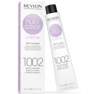 Revlon Nutri Color Cream 1002 White Platinum 100 ml