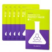 suiskin Tuchmaske Anti-Aging/Protect Mask 20g x 10 Stück