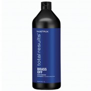 Matrix Total Results Brass Off Shampoo 1000 ml