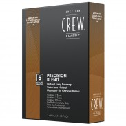 American Crew Precision Blend Medium Ash 3x40 ml