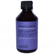 Nashi Refresh Silver Shampoo 250 ml