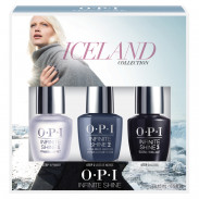 OPI Iceland ISDI9 Infinite Shine Trio Pack