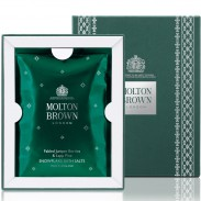 Molton Brown Fabled Juniper Berries & Lapp Pine Snowflake Bath 5x25 g