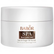 BABOR SPA Balancing Salt & Sugar Oil Scrub 200 ml