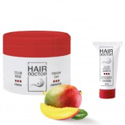 Hair Doctor Set Color Intense Mask 200 ml + Color Protect Shampoo 30 ml