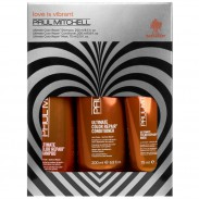 Paul Mitchell Holiday Gift Set Trio Ultimate Color Repair