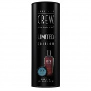 American Crew Get The Look Pack Daily Shampoo & Fiber