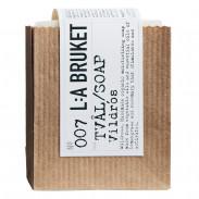 L:A BRUKET No. 7 Bar Soap Wild Rose 120 g