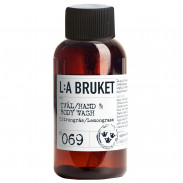 L:A BRUKET No. 069 Liquid Soap Lemongrass 60 ml