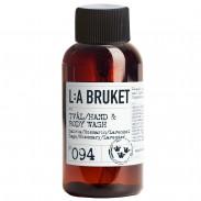 L:A BRUKET No.94 Liq. Soap Sage/Rosem./Lav. 60 ml