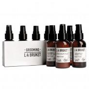 L:A BRUKET No.166 Grooming Kit 4 x 60 ml