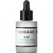 Codage Serum No.2 - Anti-Shine & Imperfection 10 ml