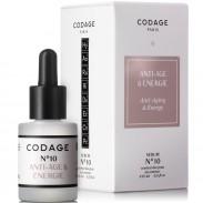 Codage Serum No.10 - Anti-Aging & Energy 15 ml