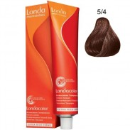 Londa Demi-Permanent Color Creme 5/4 Hellbraun Kupfer 60 ml