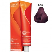 Londa Demi-Permanent Color Creme 5/66 Hellbraun Violett intensiv 60 ml