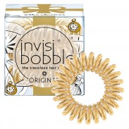 Invisibobble Original Wonderland Collection Golden Adventure 3er-Set