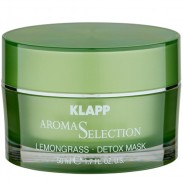 Klapp Cosmetics Lemongrass - Detox Maske 50 ml