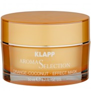 Klapp Cosmetics Orange - Coconut Effect Maske 50 ml