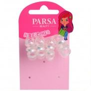 Parsa Spiral-Haargummis 4 Stück