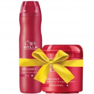 Wella Care³ Brilliance Shampoo & Mask