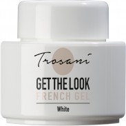 Trosani Get the Look French Gel White 15 ml