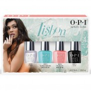 OPI LISBON Infinite Shine Mini 4-Pack